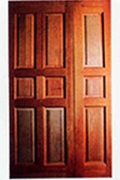 Decorative Double Leaf Main Door