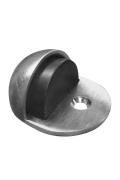 Hemisphere Door Stopper -Floor Mounted DH001SS